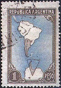Falklands propaganda philately